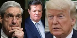 Manafort, Mueller and Trump